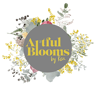 Artful Blooms - By Ren